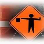 Road Construction Sign Example